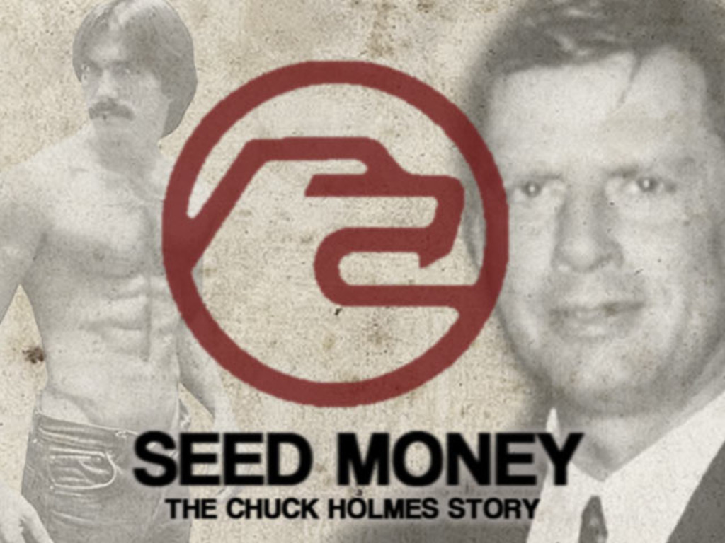 Seed Money: The Chuck Holmes Story's video poster