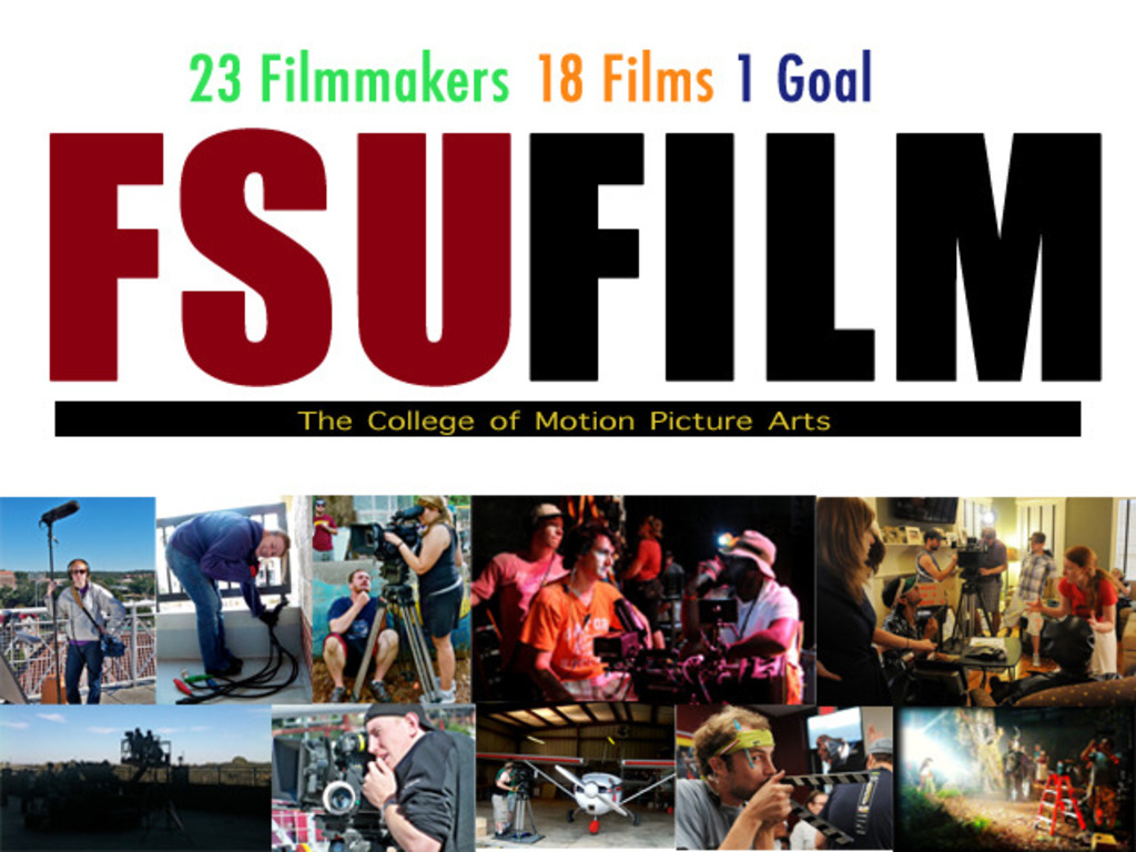 FSU Film School- 2012 MFA Thesis Films's video poster