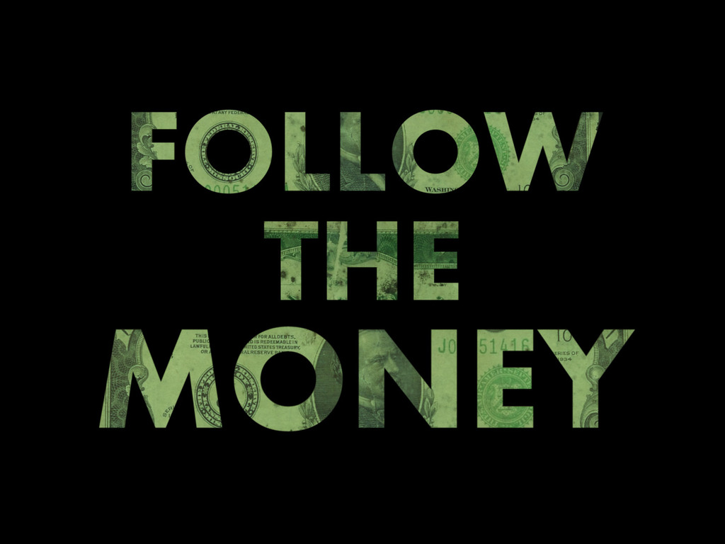 Follow The Money's video poster