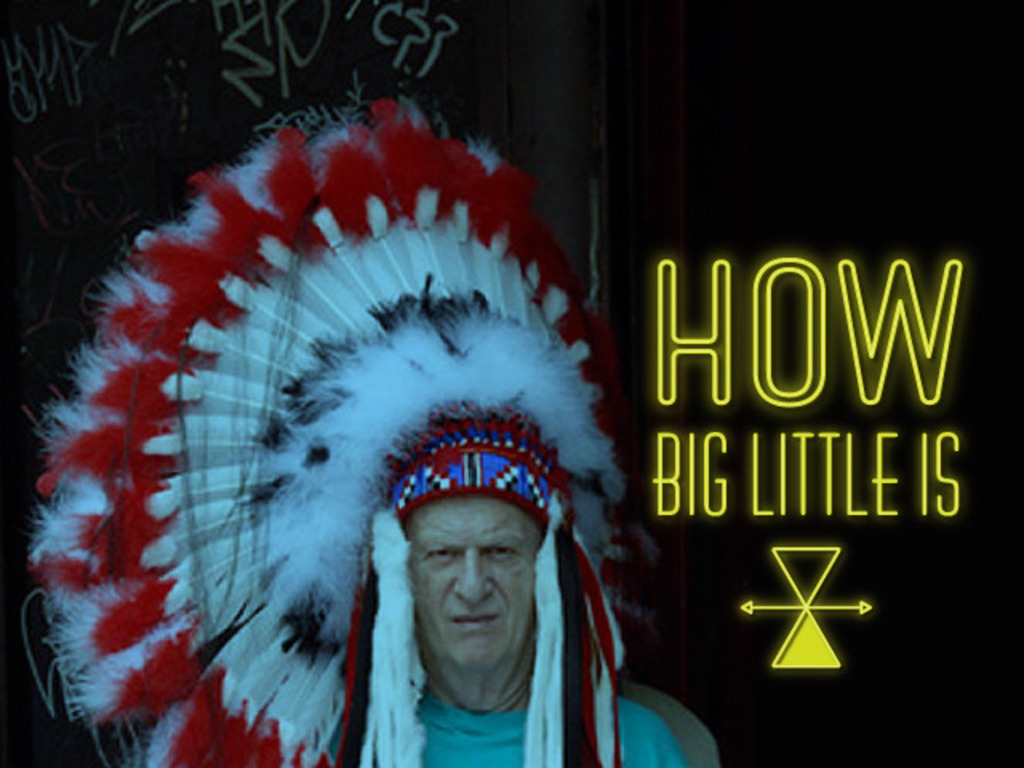 HOW BIG LITTLE IS's video poster