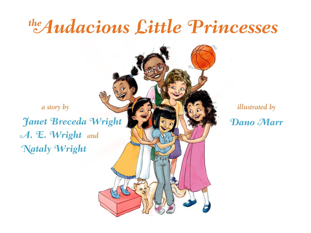 The Audacious Little Princesses's video poster