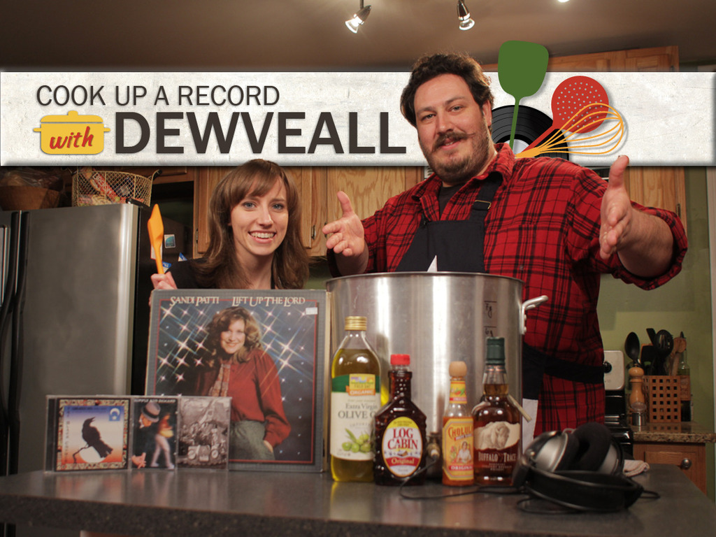 Cook Up a Record with Dewveall's video poster
