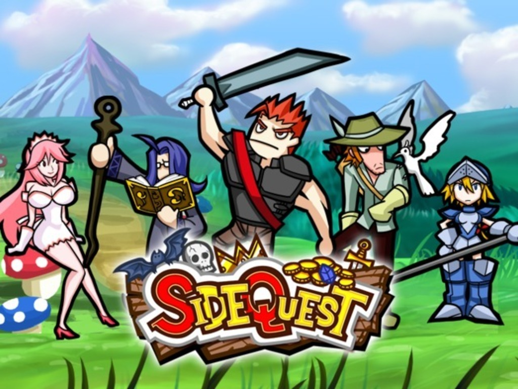 SideQuest v2's video poster