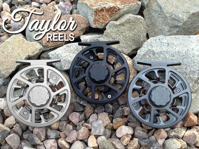 Taylor fly fishing reels the array by matthew bork for Taylor fly fishing