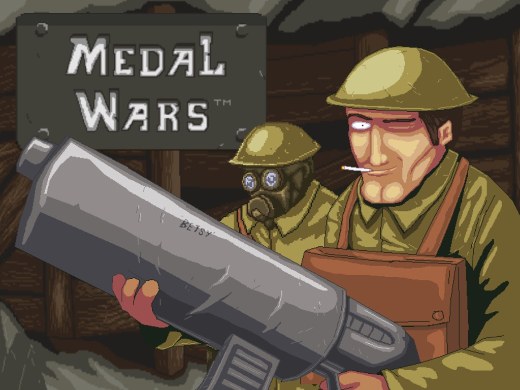 Medal Wars : The First One (Canceled)'s video poster