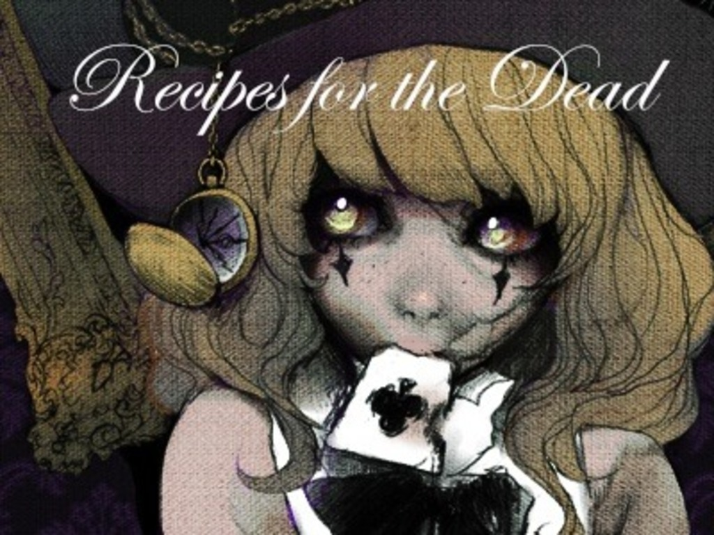Recipes for the Dead: An Indie Comic Book Project's video poster
