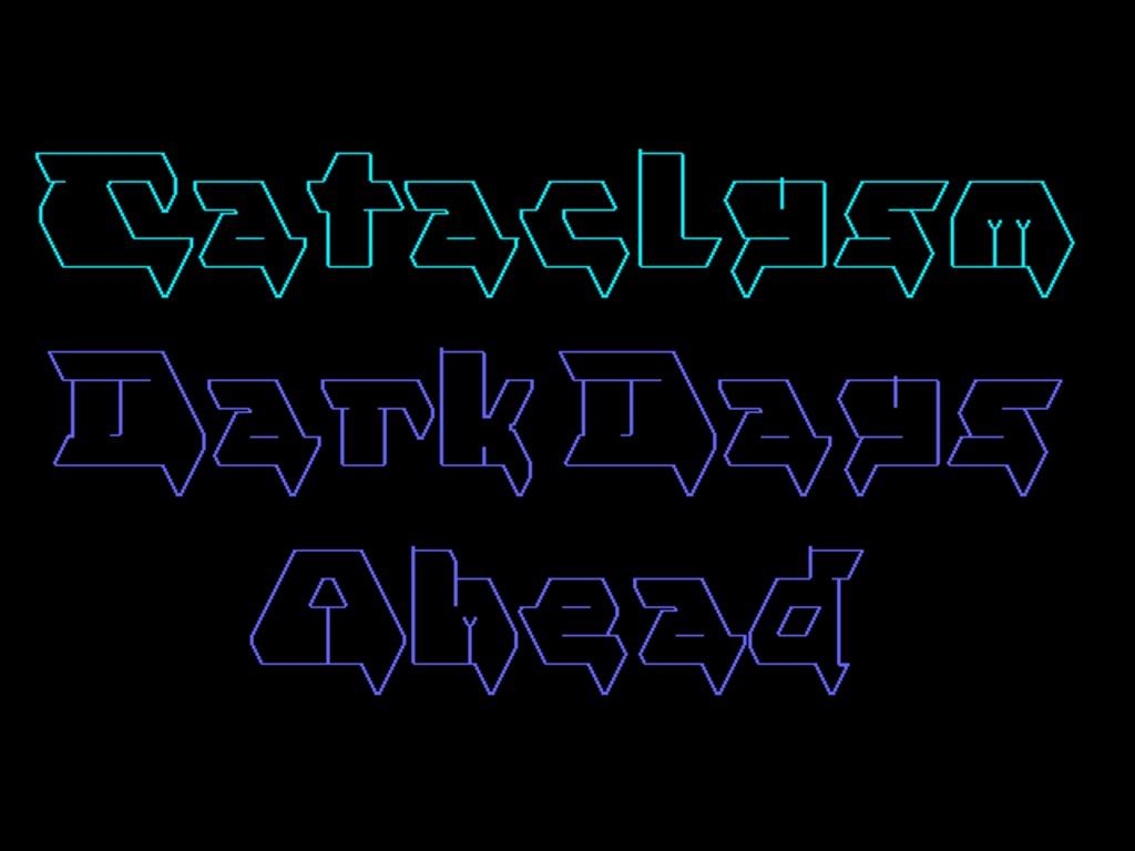 Cataclysm: Dark Days Ahead - Dedicated Developer's video poster
