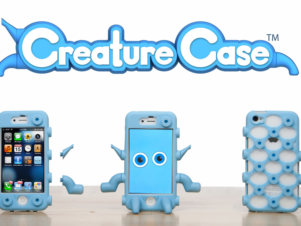 Creature Case for iPhone and iPod Touch's video poster