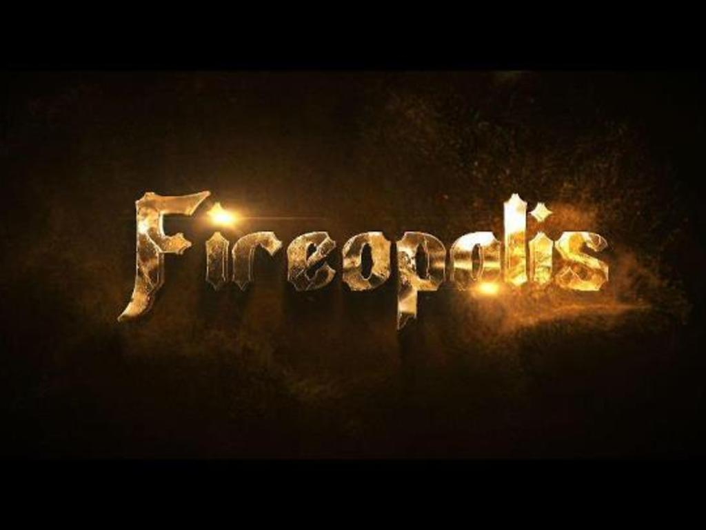Fireopolis - A Burning Man Fire Opera Featuring Solar Flare's video poster