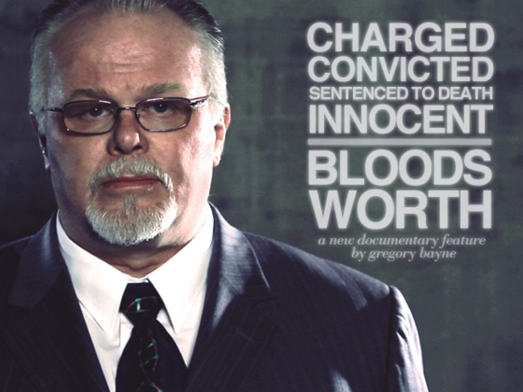 Bloodsworth: An Innocent Man's video poster