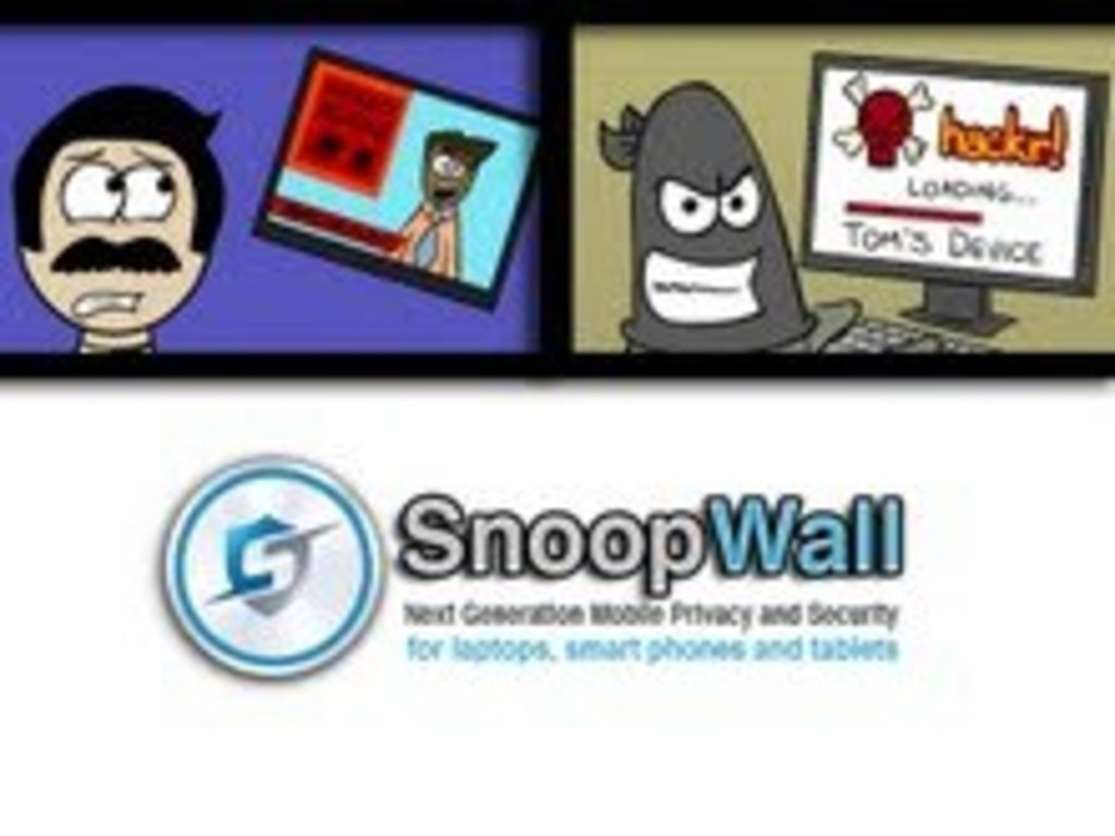 SnoopWall: Stop Cyber Spying, Snooping, and Stealing's video poster