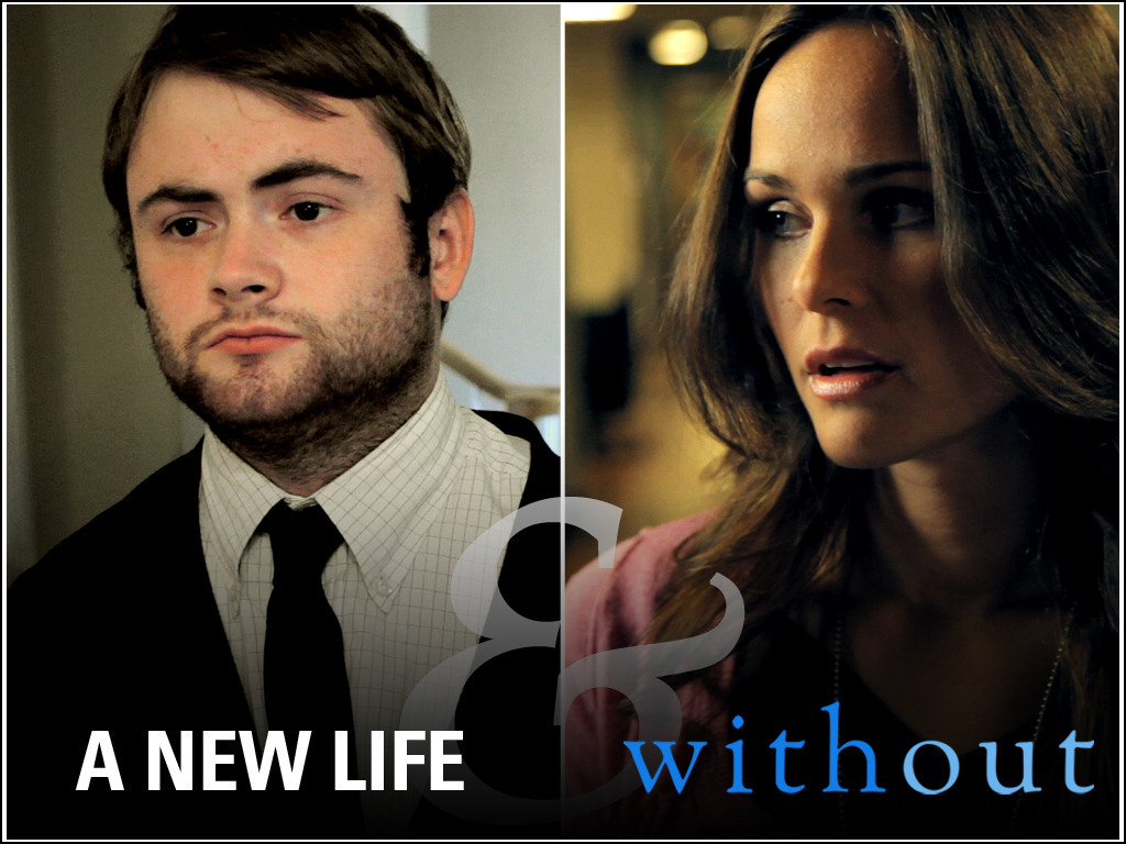 """""""A New Life"""" and """"without"""" - Film Festival Run's video poster"""