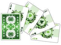 Wealth Playing Cards Bicycle