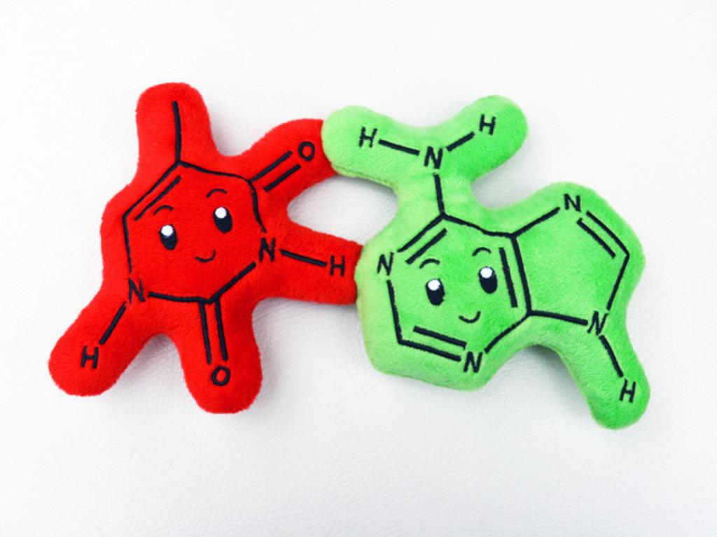Biochemies DNA Molecule Plush Dolls's video poster