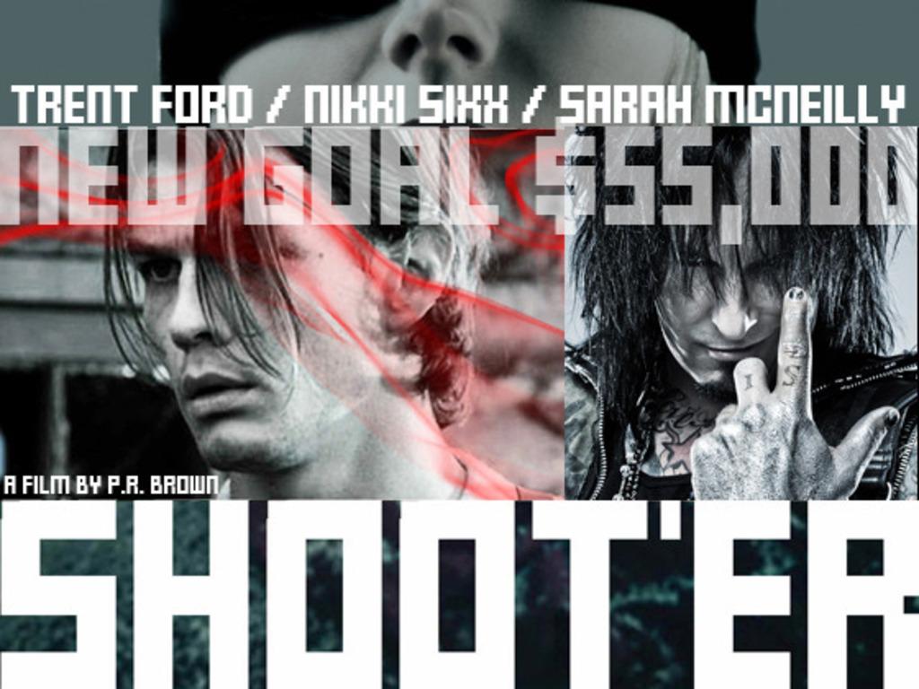 SHOOT'ER's video poster