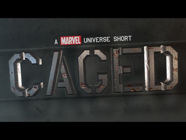 Caged - A Marvel Universe Short