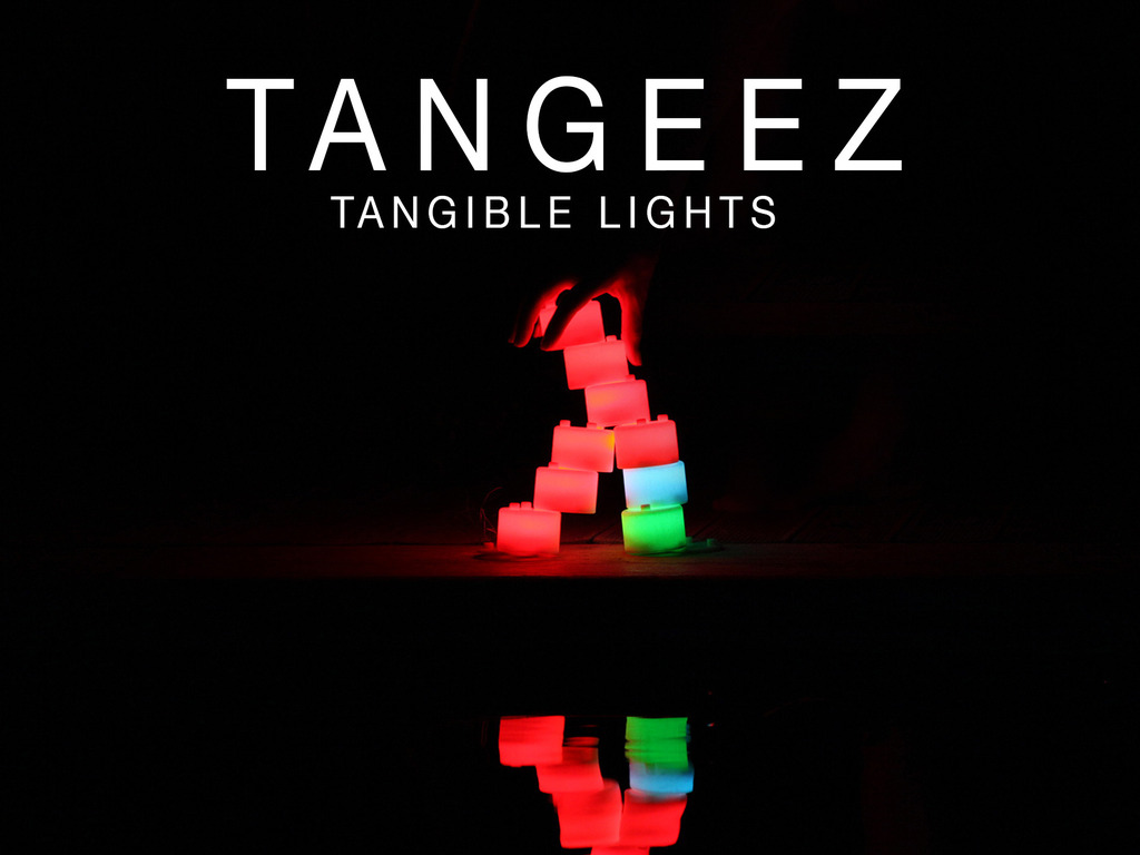 Tangeez - Tangible Lights's video poster