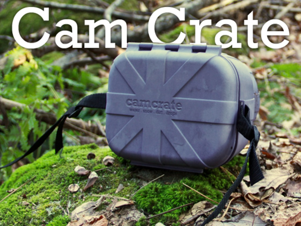 Cam Crate: DSLR Life Proof Camera Case's video poster