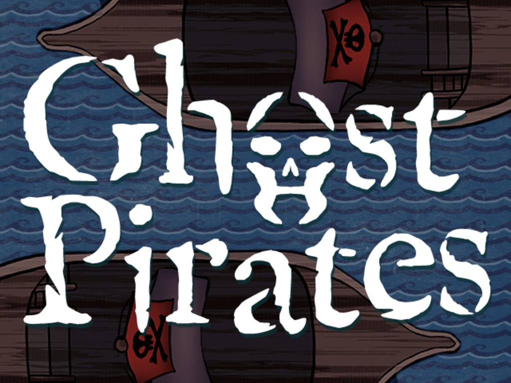Ghost Pirates - a board game of ship to ship tactical action's video poster