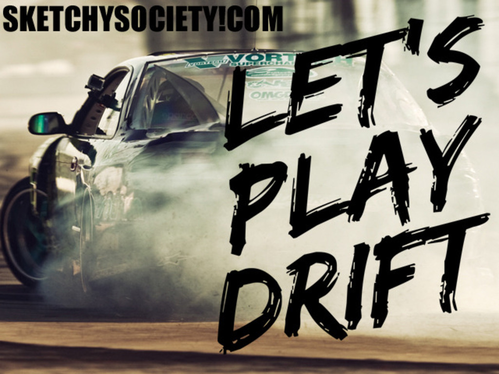 Let's Play Drift! Shirt's video poster