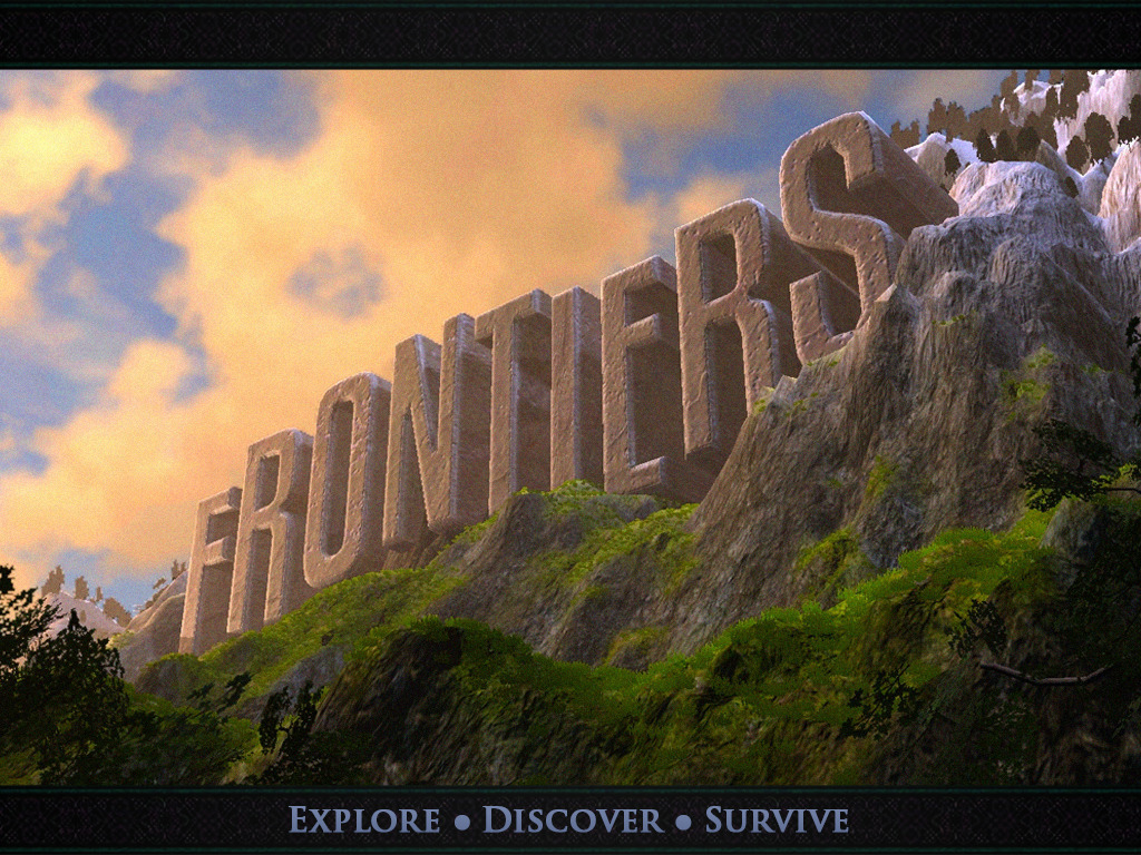 FRONTIERS - Explore ● Discover ● Survive's video poster