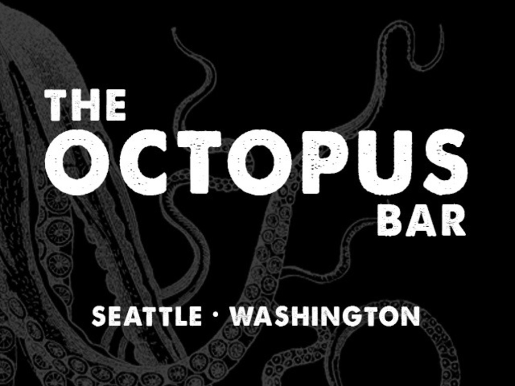 The Octopus Bar opening in Seattle this Fall 2013!'s video poster