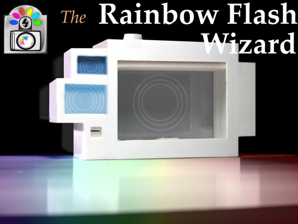 the Rainbow Flash Wizard's video poster