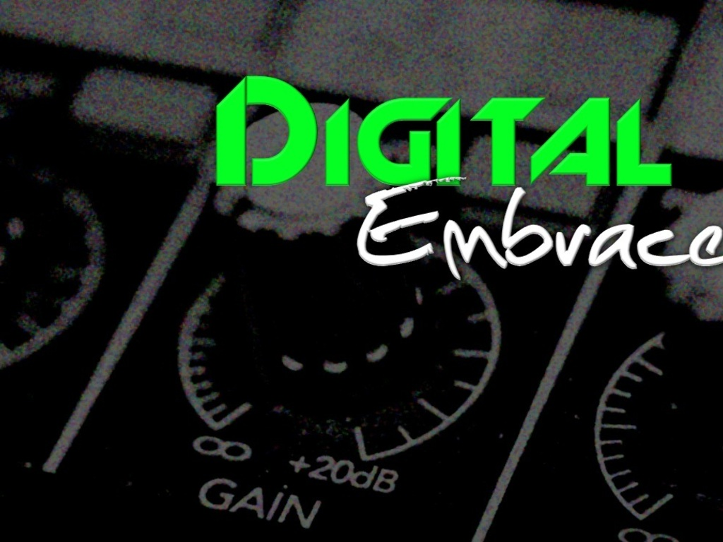 Digital Embrace's video poster