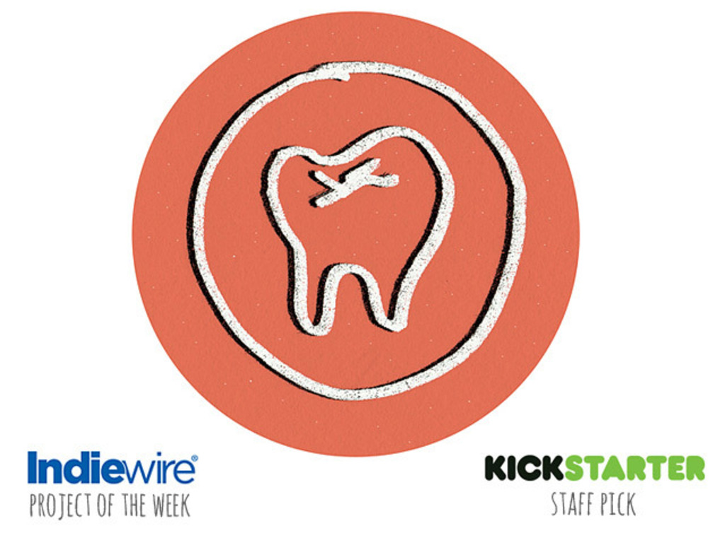 Teeth - A short film's video poster