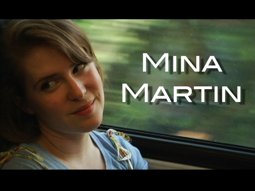 MINA MARTIN: An Indie Feature Film's video poster