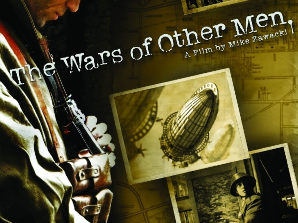 The Wars of Other Men: Film Fest & Con Promo Blitz's video poster