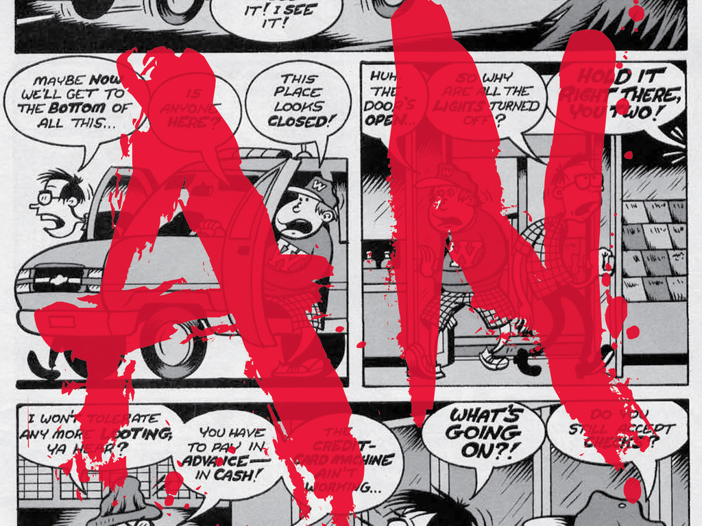 Peter Bagge's Apocalypse Nerd: The Movie (Canceled)'s video poster