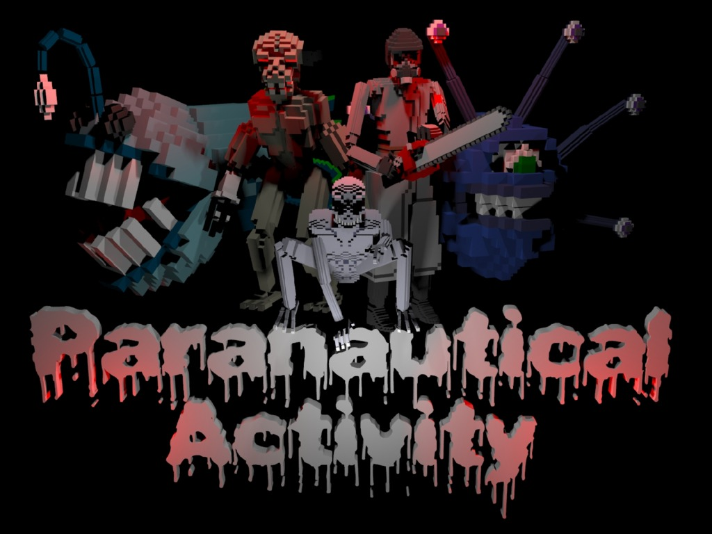 Paranautical Activity - Old School FPS meets Roguelike's video poster