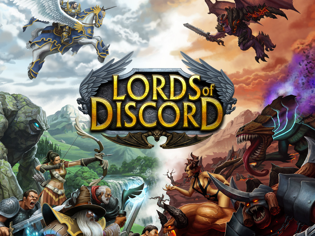 Lords of Discord's video poster