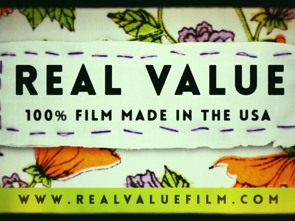 Real Value - 100% Film. Made in the USA.'s video poster