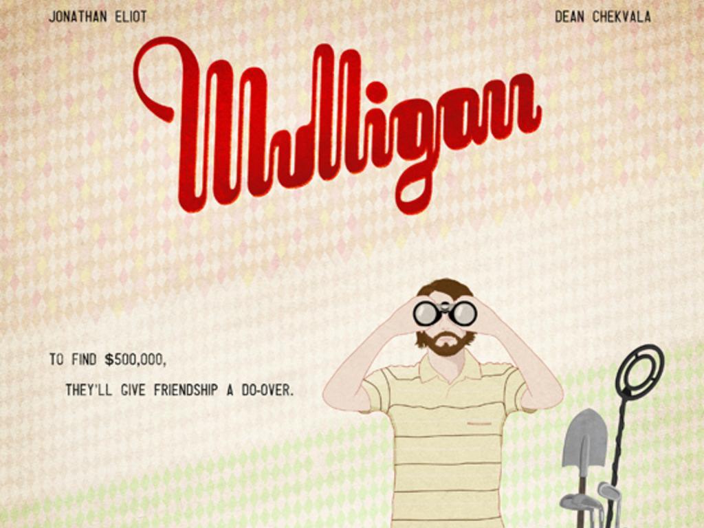 Mulligan's video poster
