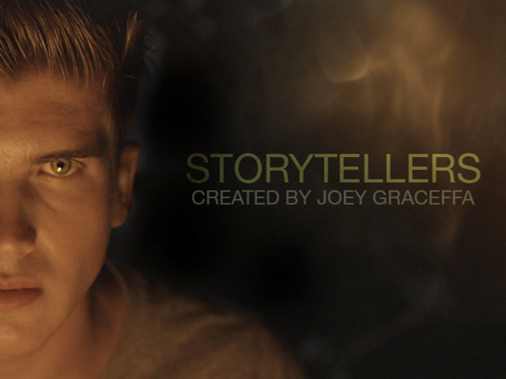 STORYTELLERS: The Series's video poster