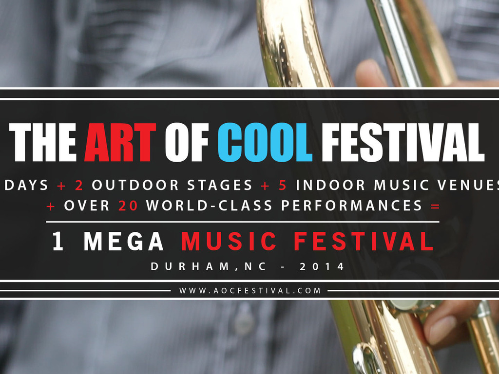 Art of Cool Festival: A Celebration of Music, Food and Fun's video poster