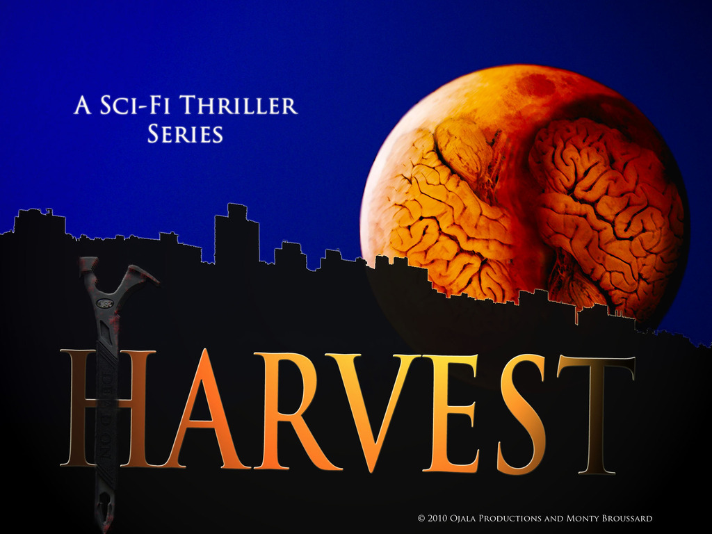 HARVEST: A New Sci-Fi Thriller TV/Web Series!'s video poster