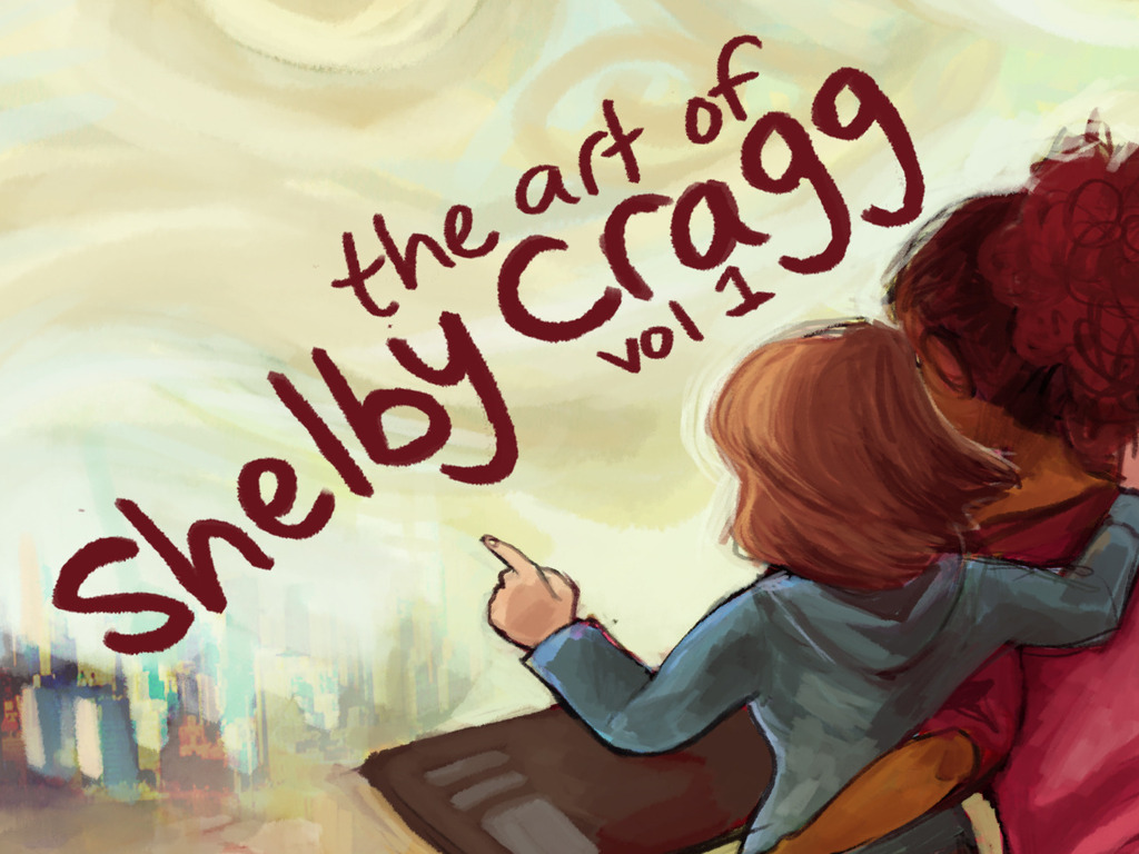 The Art of Shelby Cragg, vol. 1's video poster