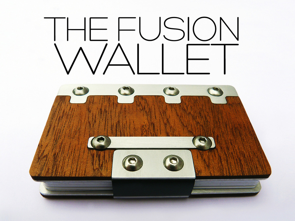 The Fusion Wallet's video poster