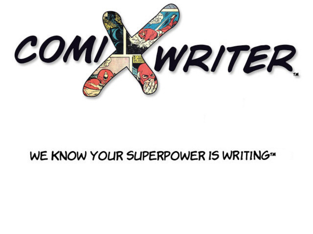ComiXwriter-Scriptwriting software for Comic Books's video poster