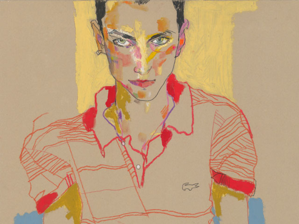 WITHIN – Howard Tangye's video poster