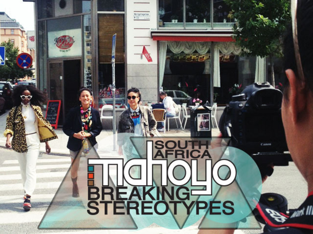 Mahoyo Breaking Stereotypes: South Africa's video poster