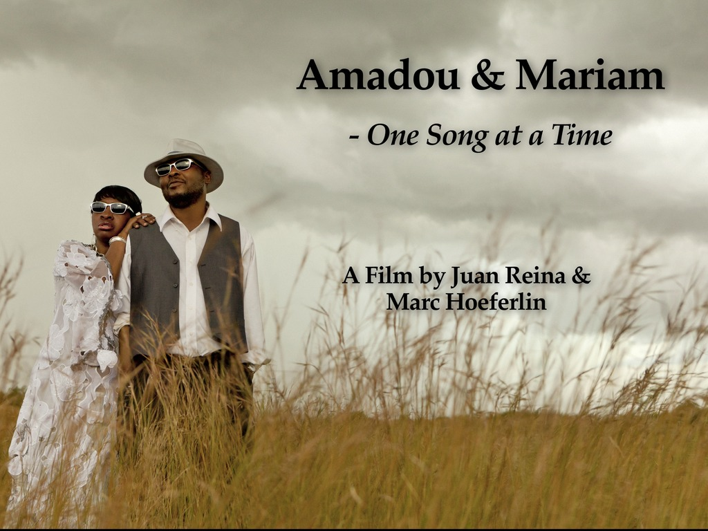 Amadou & Mariam - One song at a time (Canceled)'s video poster