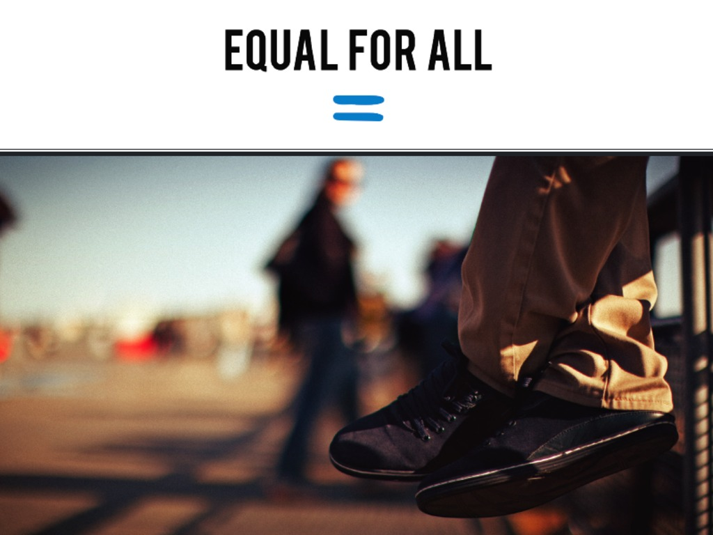 The Equal Shoe's video poster