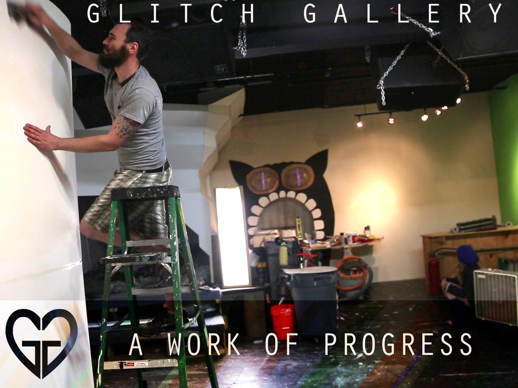 Glitch Gallery's video poster
