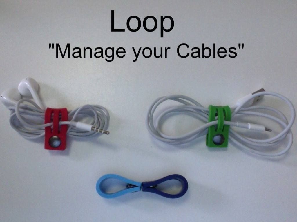 Loop = Organized Cables.'s video poster