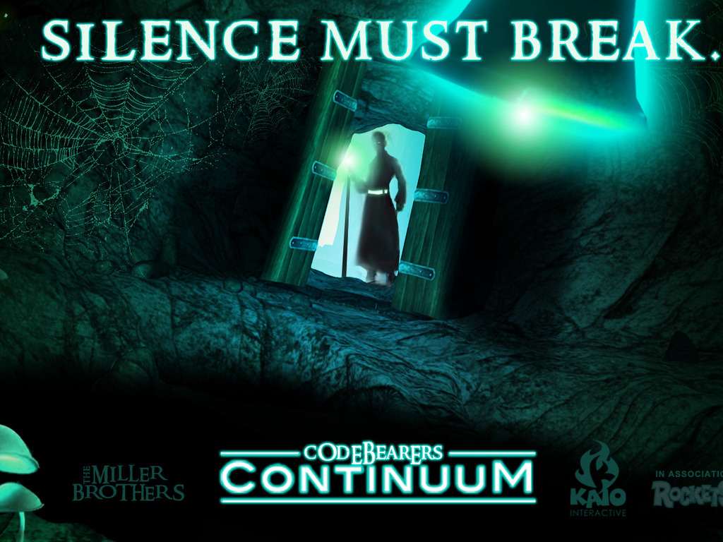 Codebearers Continuum's video poster