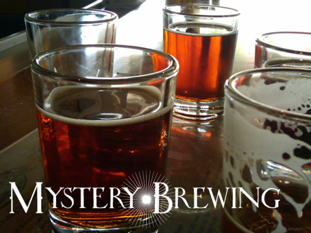 Mystery Brewing Company: A Non-Traditional Approach to Artisanal Ales's video poster